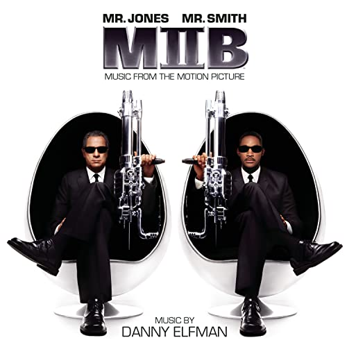 Will Smith - Men In Black(MIB) - Zortam Music