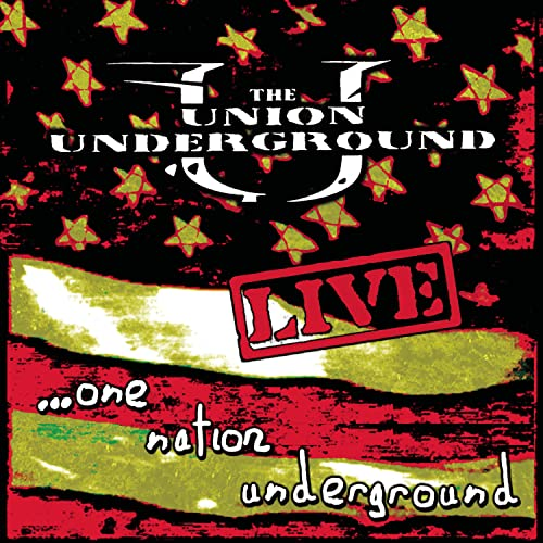 Live...One Nation Underground