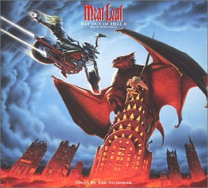 Meat Loaf - Bat Out Of Hell 2  Back Into - Zortam Music