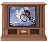 """Zenith B25A74R 25"""" Traditional Console TV"""