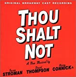 album art to Thou Shalt Not (2001 Broadway Cast Recording)