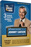 The Ultimate Johnny Carson Collection - His Favorite Moments from The Tonight Show (Vols. 1-3) (1962-1992) - movie DVD cover picture