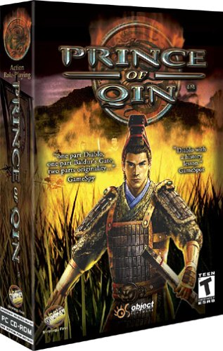 Prince of Qin (PC Games)