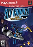 Sly Cooper box cover