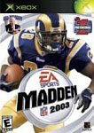 Madden NFL 2003 by Electronic Arts
