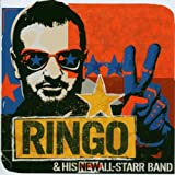 Skivomslag för Ringo & His New All-Starr Band