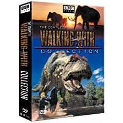Walking with Dinosaurs DVDs