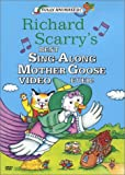 Richard Scarry's Best Sing-A-Long Mother Goose Video! - movie DVD cover picture