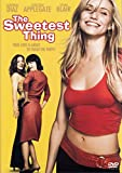 The Sweetest Thing (Rated Version) - movie DVD cover picture