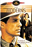The Moderns - movie DVD cover picture