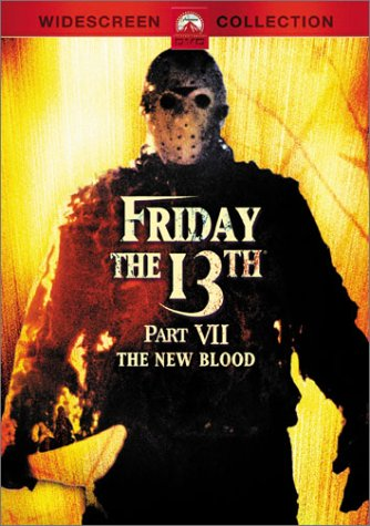 Friday the 13th. Part 7: The New Blood / Пятница, 13-ое. Часть 7 (1988)