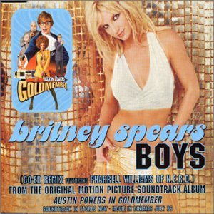 Every Britney Spears Album and Single Cover Ever photo 19