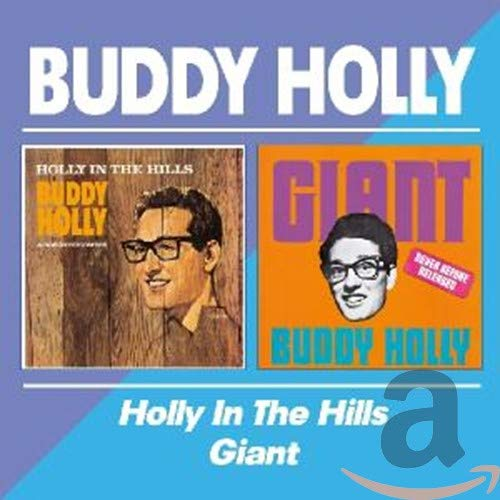 Buddy Holly - Holly in the Hills_Giant - Zortam Music