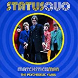 Matchstick Men: The Psychedelic Years (Album) by Status Quo