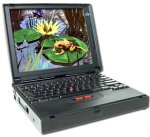 IBM ThinkPad Notebook (166MHz Intel Pentium, 32MB RAM, 2GB Hard Drive)