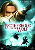 Brotherhood of the Wolf - movie DVD cover picture