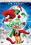 The Grinch (Deluxe Edition) - movie DVD cover picture