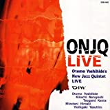 Album cover for Otomo Yoshihide's New Jazz Quintet Live