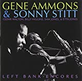 Gene Ammons & Sonny Stitt: Left Bank Encores