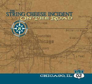 April 13, 2002 - Chicago, IL: On the Road