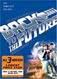 Back to the Future - The Complete Trilogy (Full Screen Edition) - movie DVD cover picture