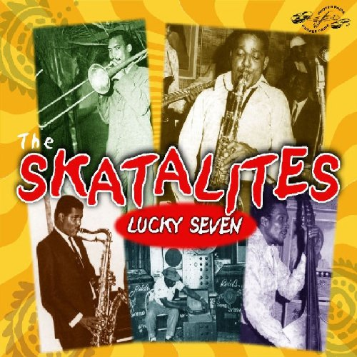Album cover for Lucky Seven