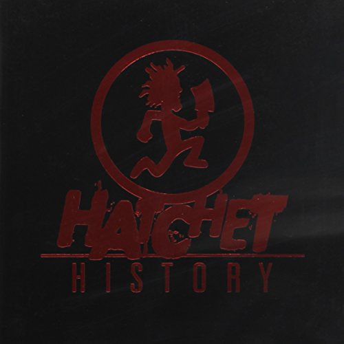 Insane Clown Posse - Hatchet History, Ten Years Of Terror