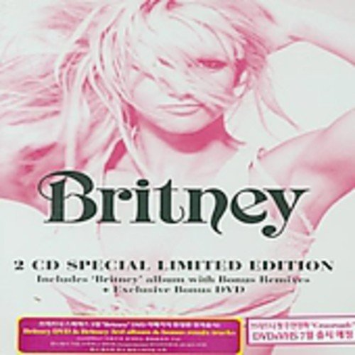 Britney (+ 5 Bonus Tracks &amp; DVD)