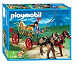 Playmobil Horse and Drawn Cart #3246