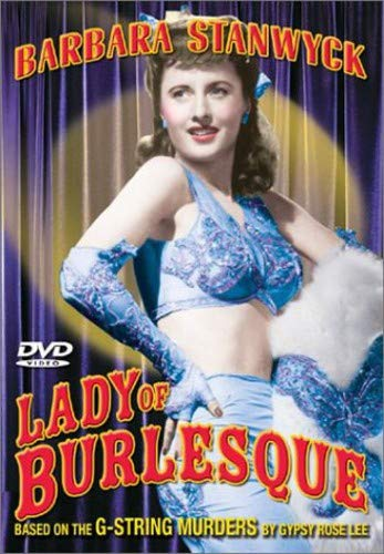 Lady of Burlesque cover
