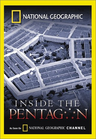 National Geographic Video - Inside the Pentagon / Внутри Пентагона (2002)