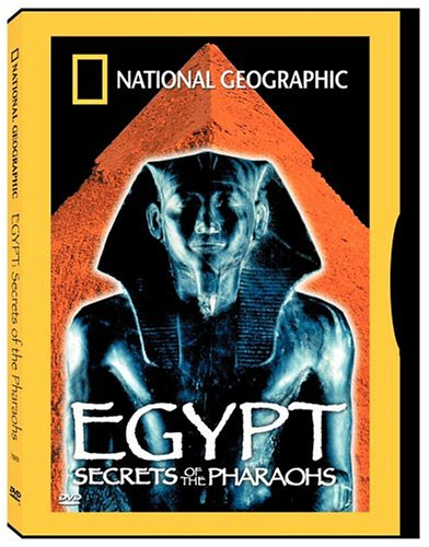 National   Geographic's Egypt - Secrets of the Pharaohs DVD