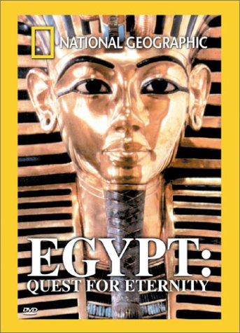National   Geographic's Egypt - Quest for Eternity (1982) DVD