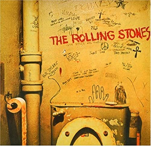 CD-Cover: Rolling Stones - Beggar&#039;s Banquet