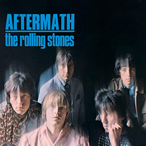 CD-Cover: Rolling Stones - Aftermath