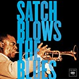 album art to Satch Blows the Blues