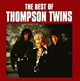 Copertina di album per The Best of Thompson Twins - Greatest Mixes