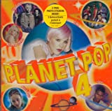 Capa do álbum Planet Pop 4