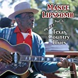 Cubierta del álbum de Pure! Texas Country Blues
