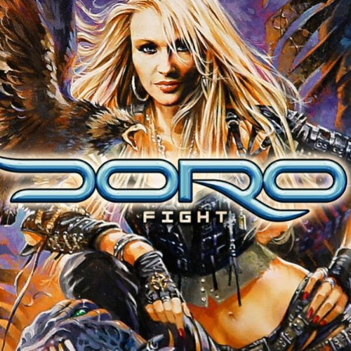 (Heavy Metal) Doro - Fight - 2002, APE (image + .cue), lossless