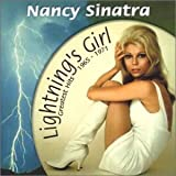 Capa do álbum Nancy Sinatra - Lightning's Girl: Greatest Hits 1965-1971