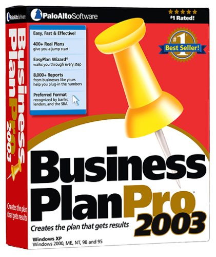 Business Plan Pro Palo Alto