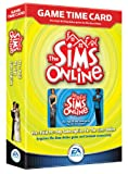 The Sims Online Game Time Card