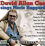 Album cover for Sings Merle Haggard