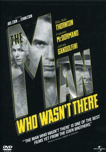 'The Man Who Wasn't There'