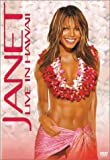 Janet - Live in Hawaii - movie DVD cover picture