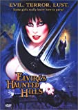 Elvira's Haunted Hills - movie DVD cover picture