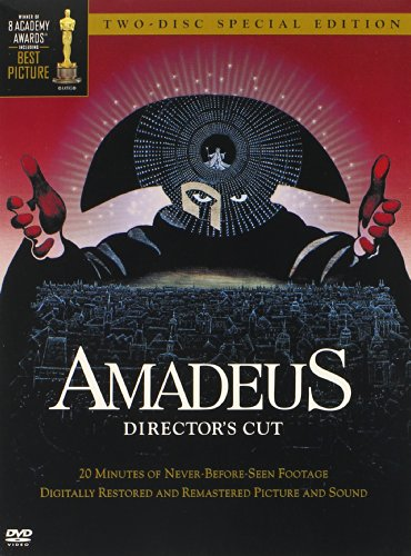 Amadeus - Director's Cut Two-Disc Special Edition
