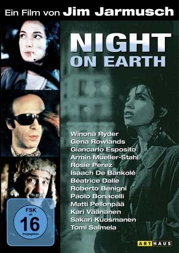 Night on Earth / ���� �� ����� (1991)