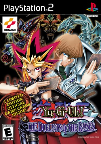 Yu-gi-oh Duelists Of The Roses ps2 B00006F2ZT.01-A3LTAW8FHJ63G2.LZZZZZZZ